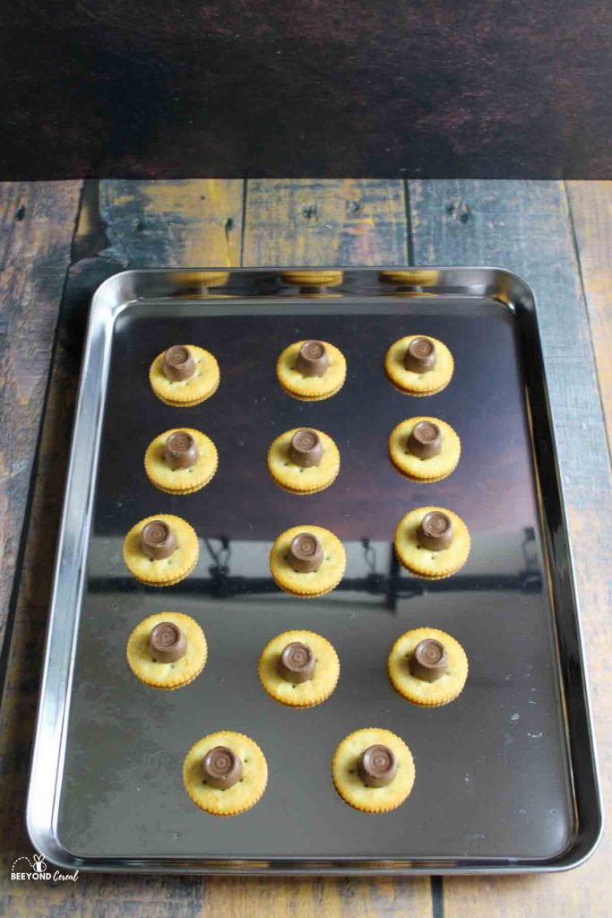 rolos on ritz crackers