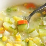 easy to make zucchini soup